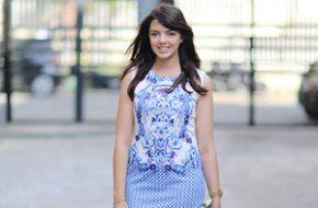 Look do dia: Vestido com estampa de azulejo