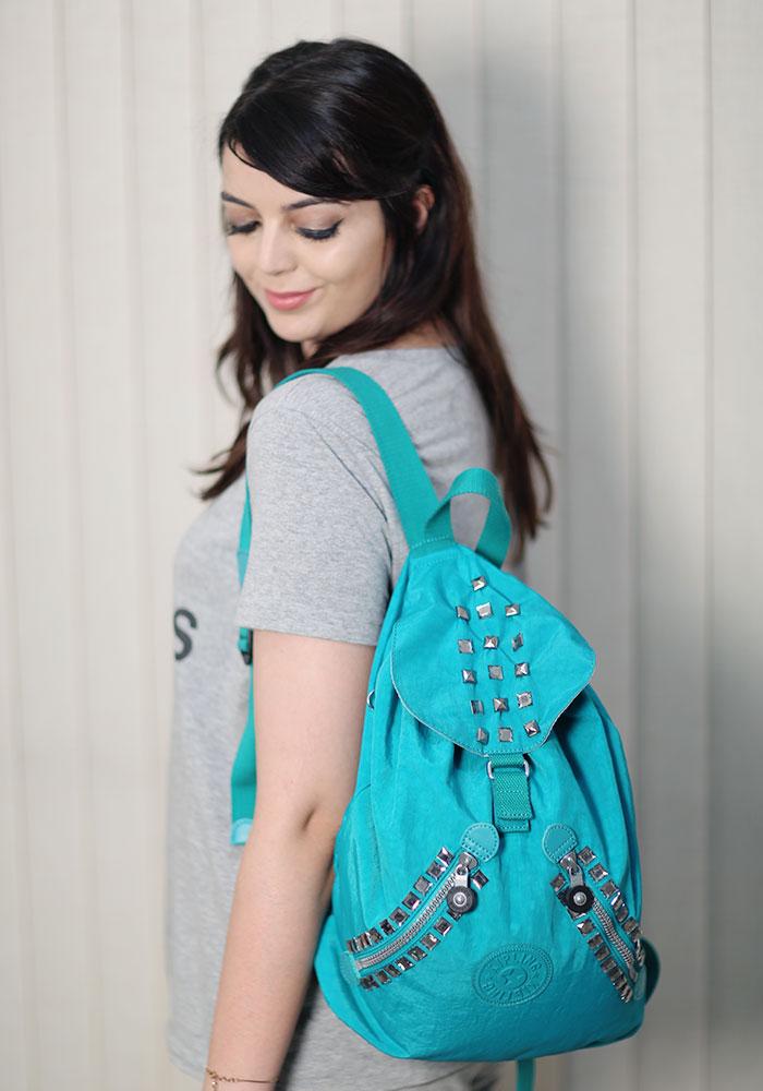 Bolsa De Mão Da Kipling : Tutorial customize sua mochila just lia por camargo