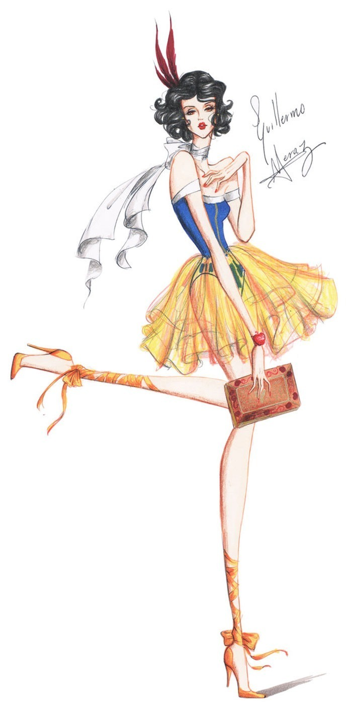 fashiondisney-brancadeneve