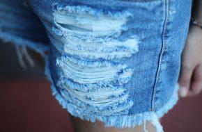 4 Jeitos de Usar: Short jeans rasgado/desfiado