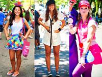 Como Usar: Looks de Carnaval