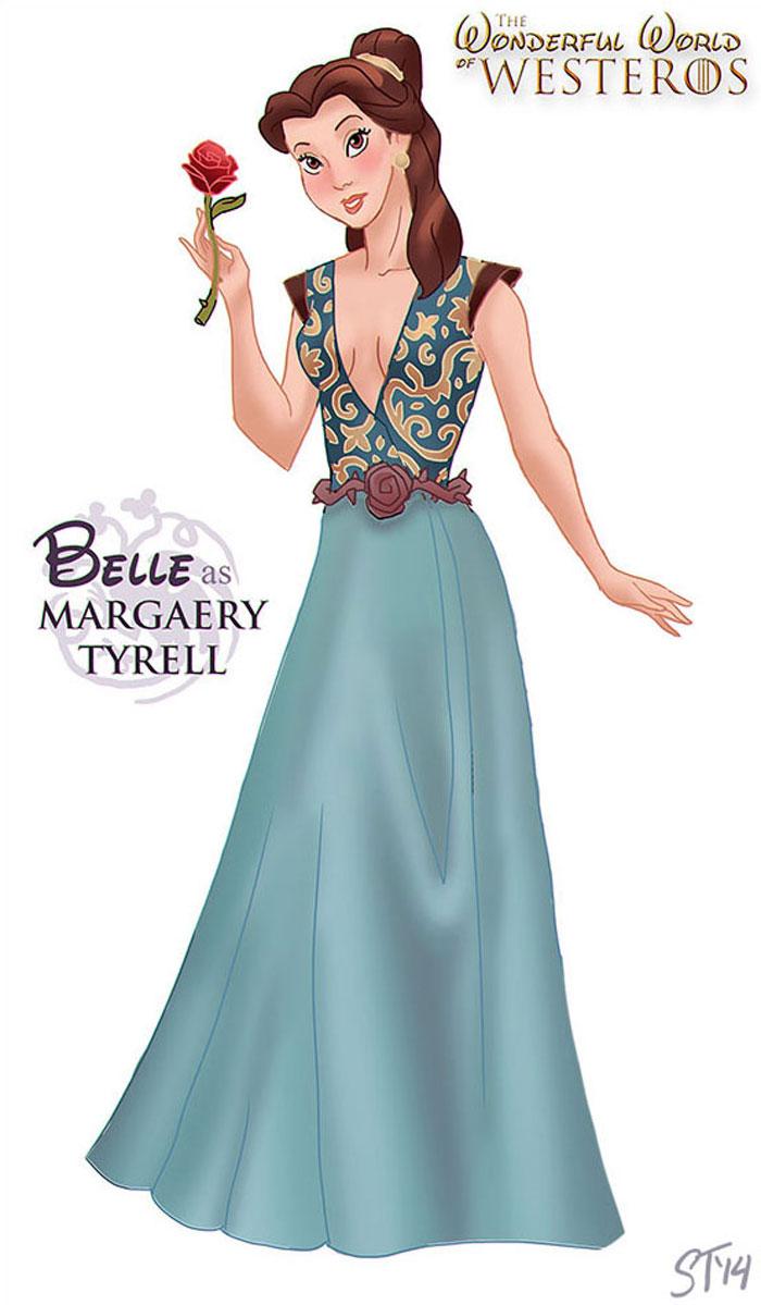 princesas-gameofthrones-bela