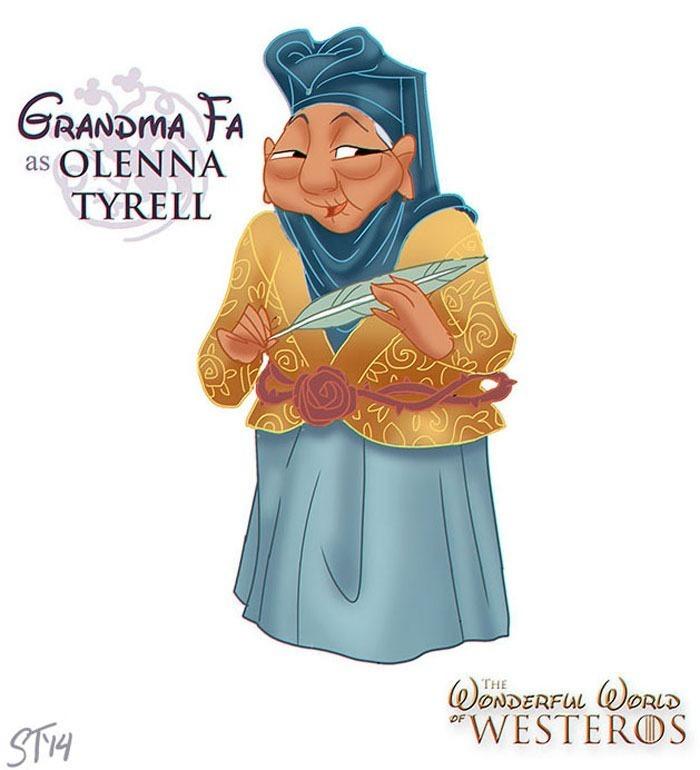 princesas-gameofthrones-grandmafa