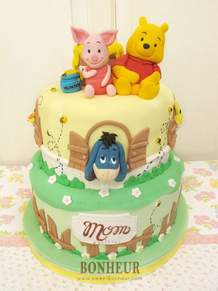 bolosecupcakesdisney-pooh