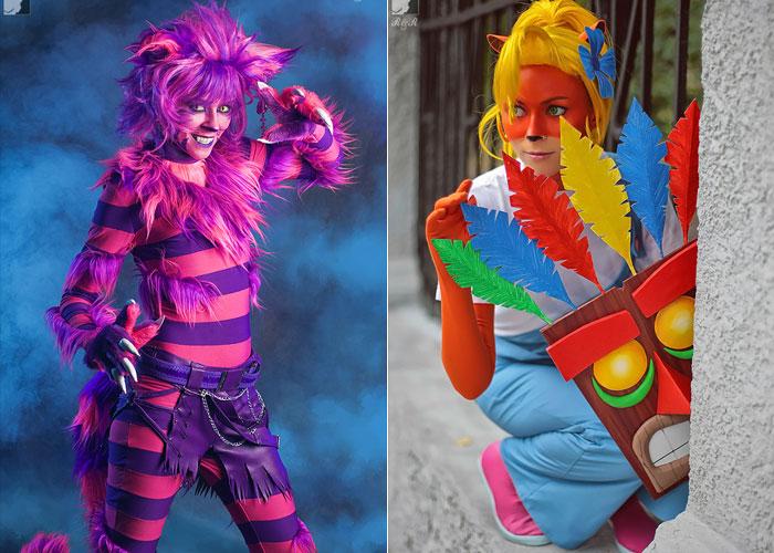inspiracao-cosplay-ryokodemon-cheshirecat-cocobandicoot