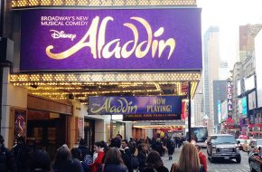 Disney Aladdin, o musical na Broadway