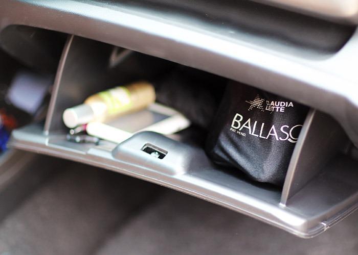 A Ballasox vem dobradinha dentro de uma bolsinha