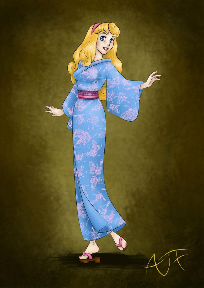 kimonodisney-aurora