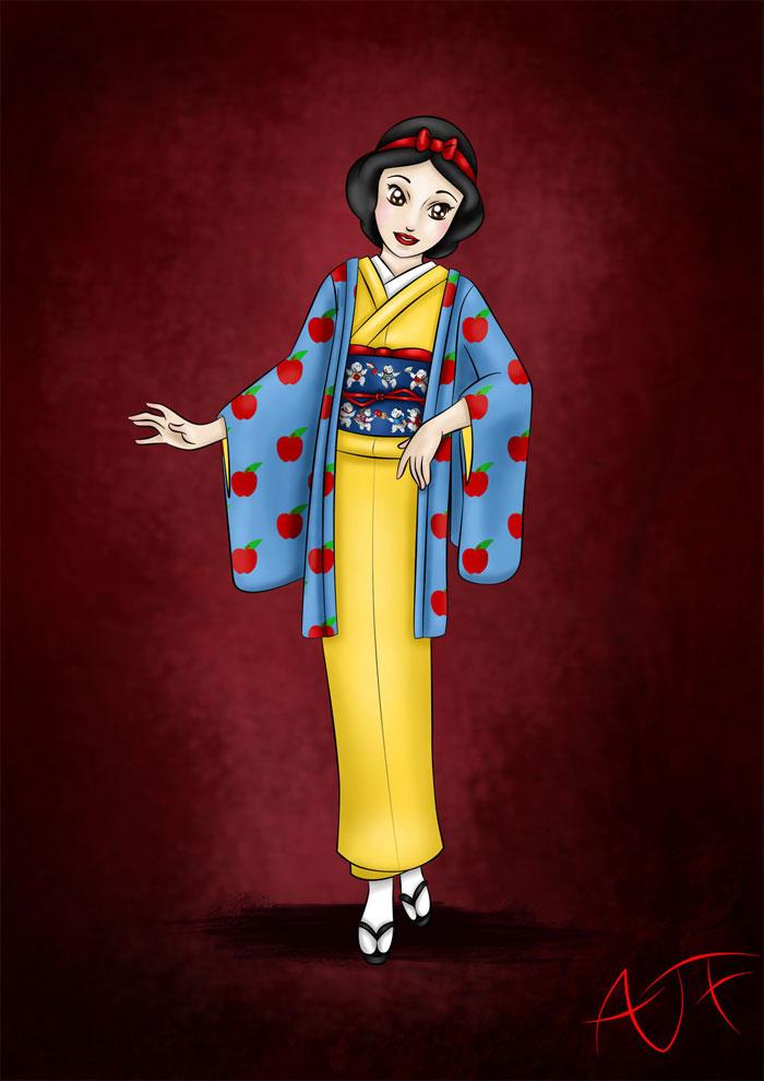 kimonodisney-brancadeneve