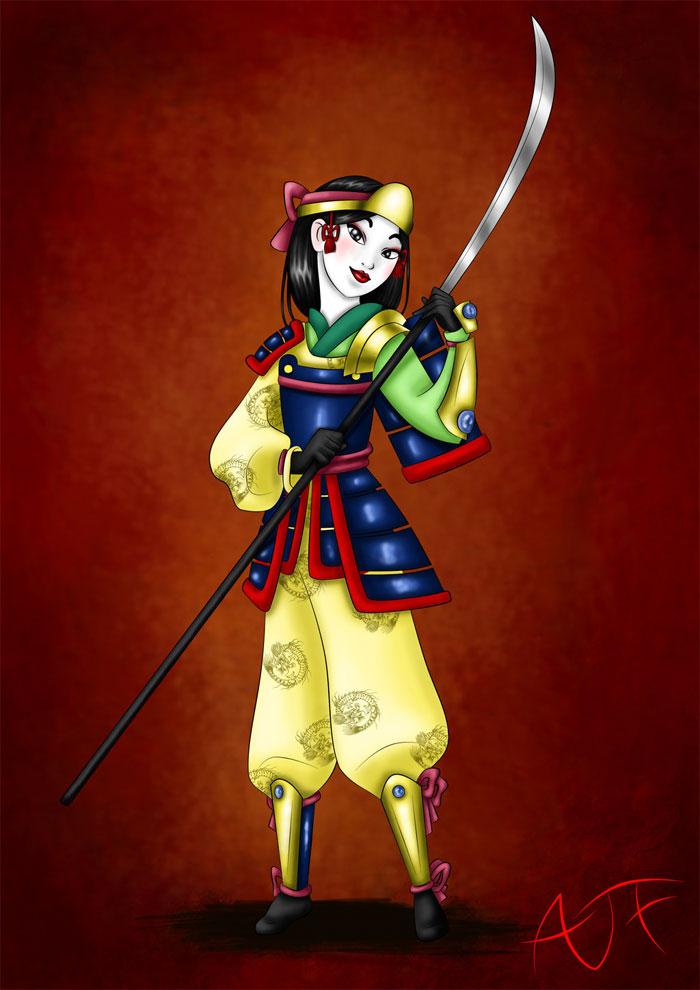 kimonodisney-mulan