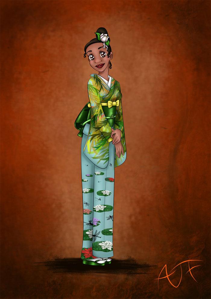 kimonodisney-tiana