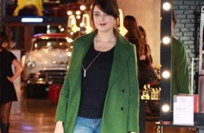 Look do dia: Maxi casaco verde, Vídeo: Produtos recebidos Sephora