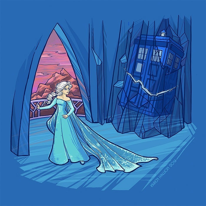 princesas-disney-doctor-who-11