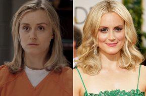 As atrizes de Orange Is the New Black