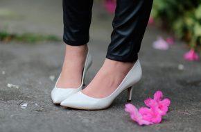 4 jeitos de usar: Escarpim branco