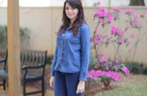 Look do dia: Jeans com jeans #15anosmarisacombr