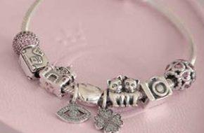 Meu bracelete Pandora