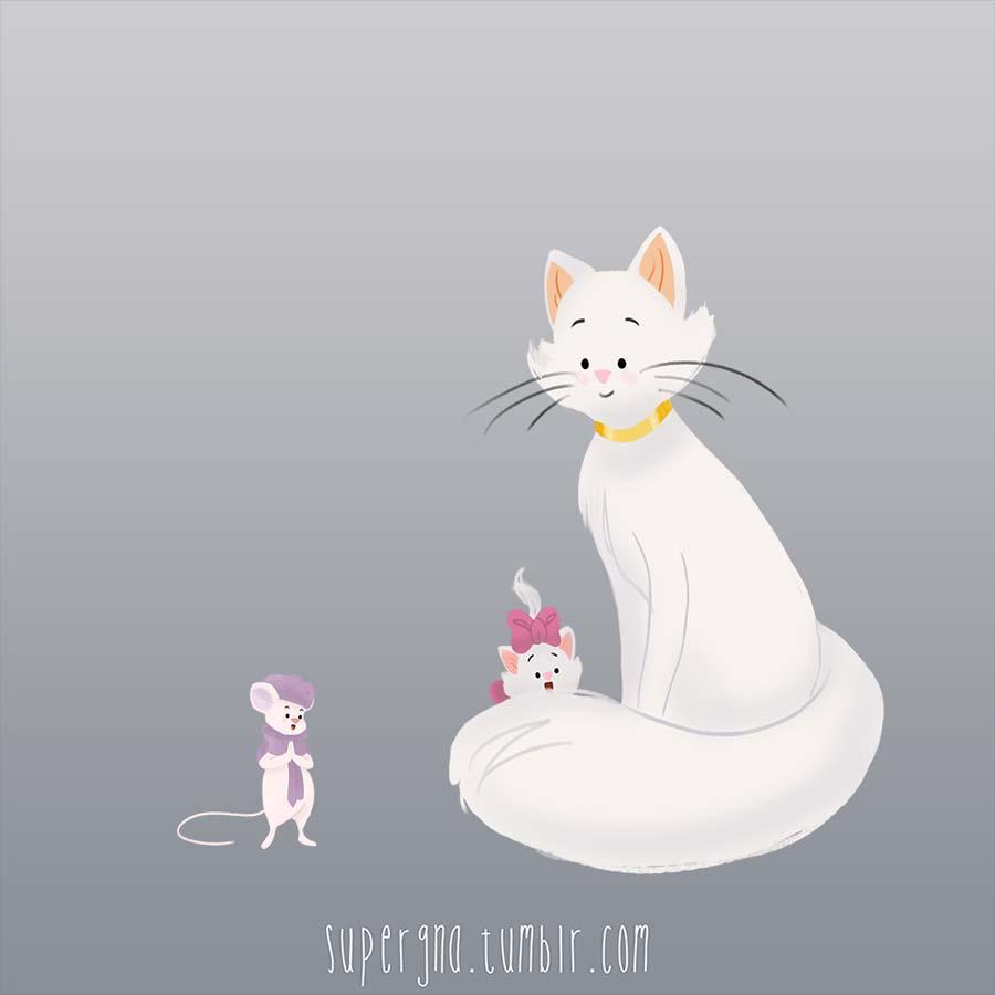 ilustracoesdisney-supergna-princesas-bianca-marie-duquesa