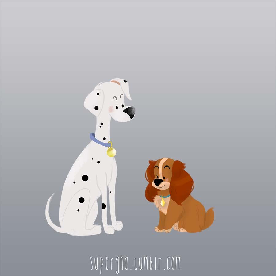 ilustracoesdisney-supergna-princesas-perdita-dama