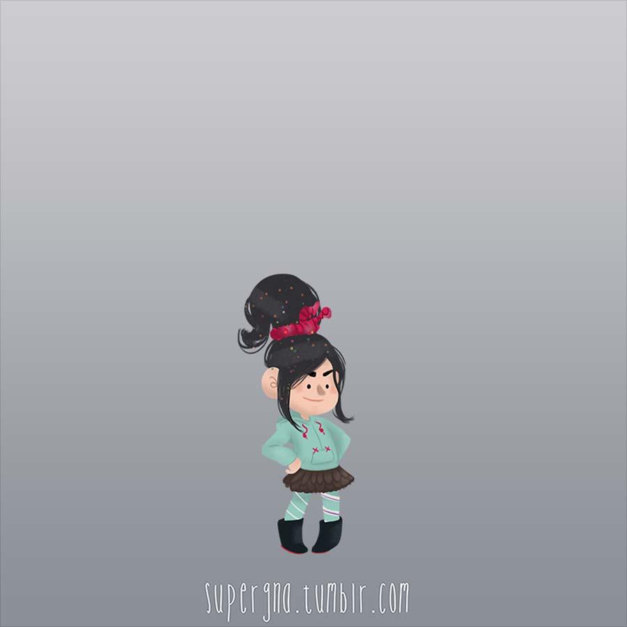 ilustracoesdisney-supergna-princesas-vanellope