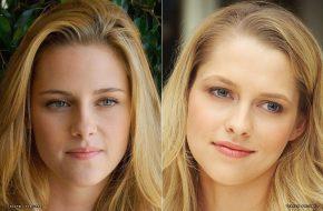Parece mas não é: Kristen Stewart e Teresa Palmer