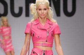 A coleção Moschino inspirada na Barbie