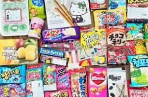Vídeos – Provando doces diferentes + Tag Morando sozinho