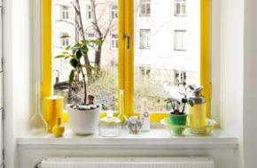 Decoração: Amarelo