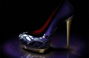 Sapatos inspirados nos vilões Disney