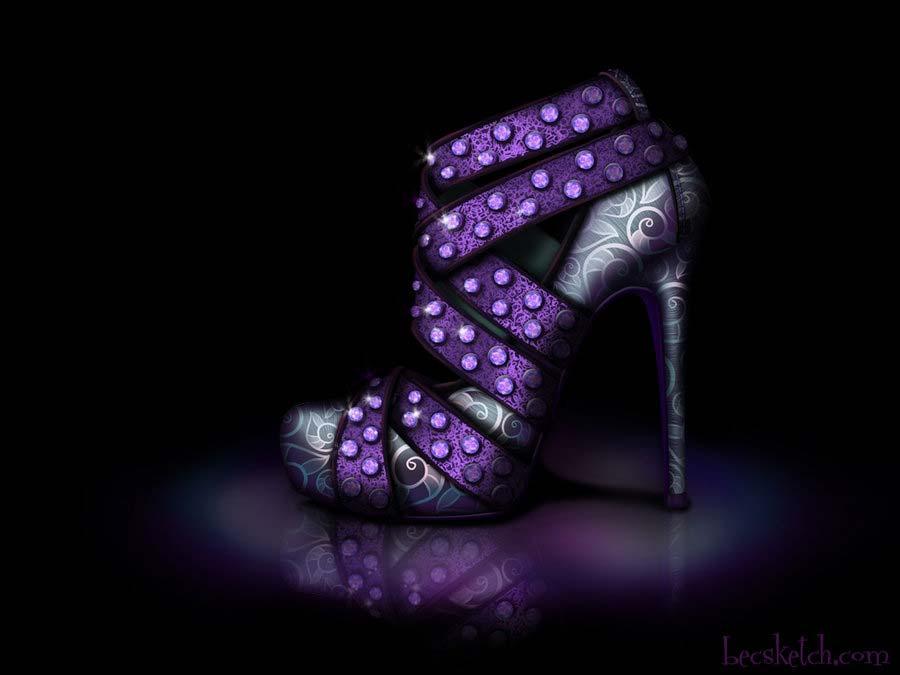 disney-sapatos-viloes-ursula
