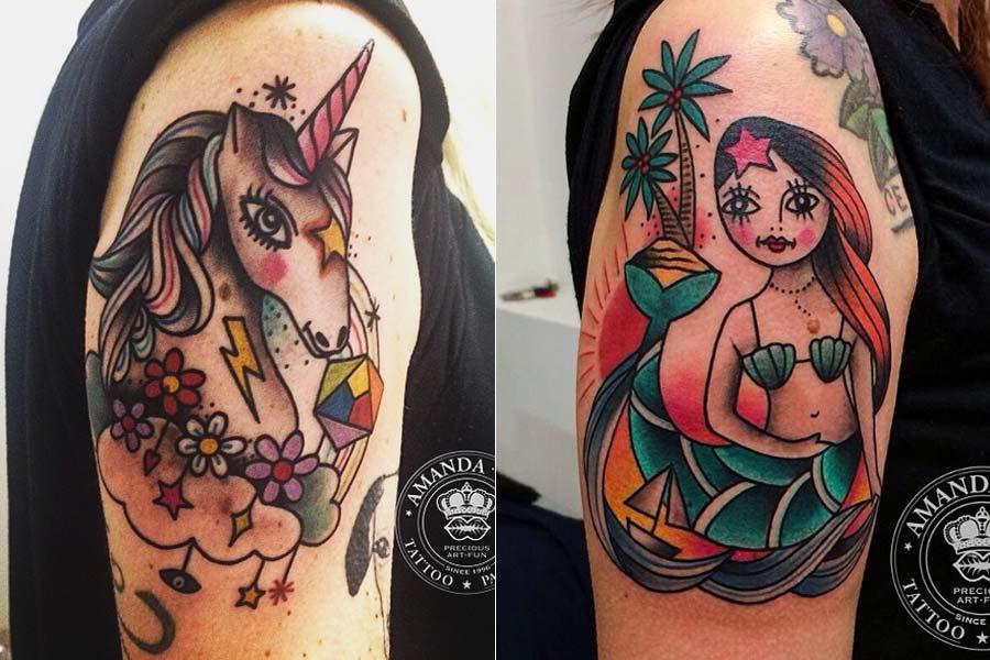 As tatuagens de amanda toy just lia por lia camargo for Prezzi tatuaggi amanda toy
