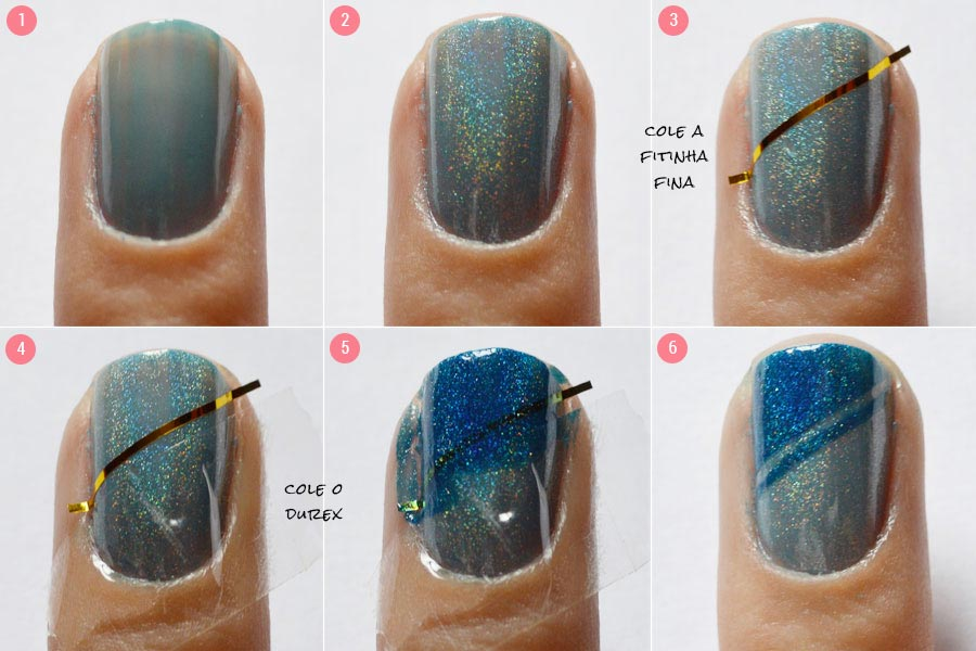nail-art-fitas