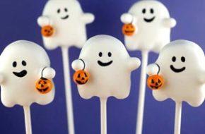 Os doces de Halloween da Bakerella
