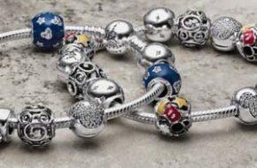 A coleção de charms da Disney para Pandora