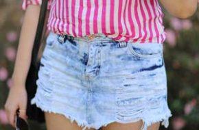 4 jeitos de usar: Saia jeans