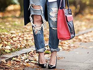 Tendência: Jeans super rasgado - Just Lia | Por Lia Camargo