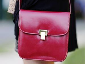 4 jeitos de usar: Bolsa vermelha - Just Lia   Por Lia Camargo