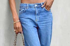 Como usar: Mom jeans