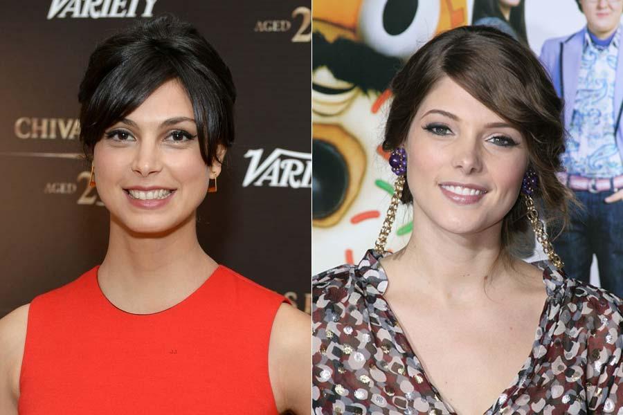 Morena Baccarin and ashley greene