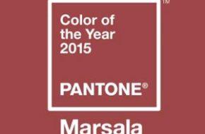 Marsala é a cor de 2015