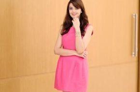 Look do dia: Vestido de couro pink