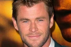 Batalha: Chris Hemsworth