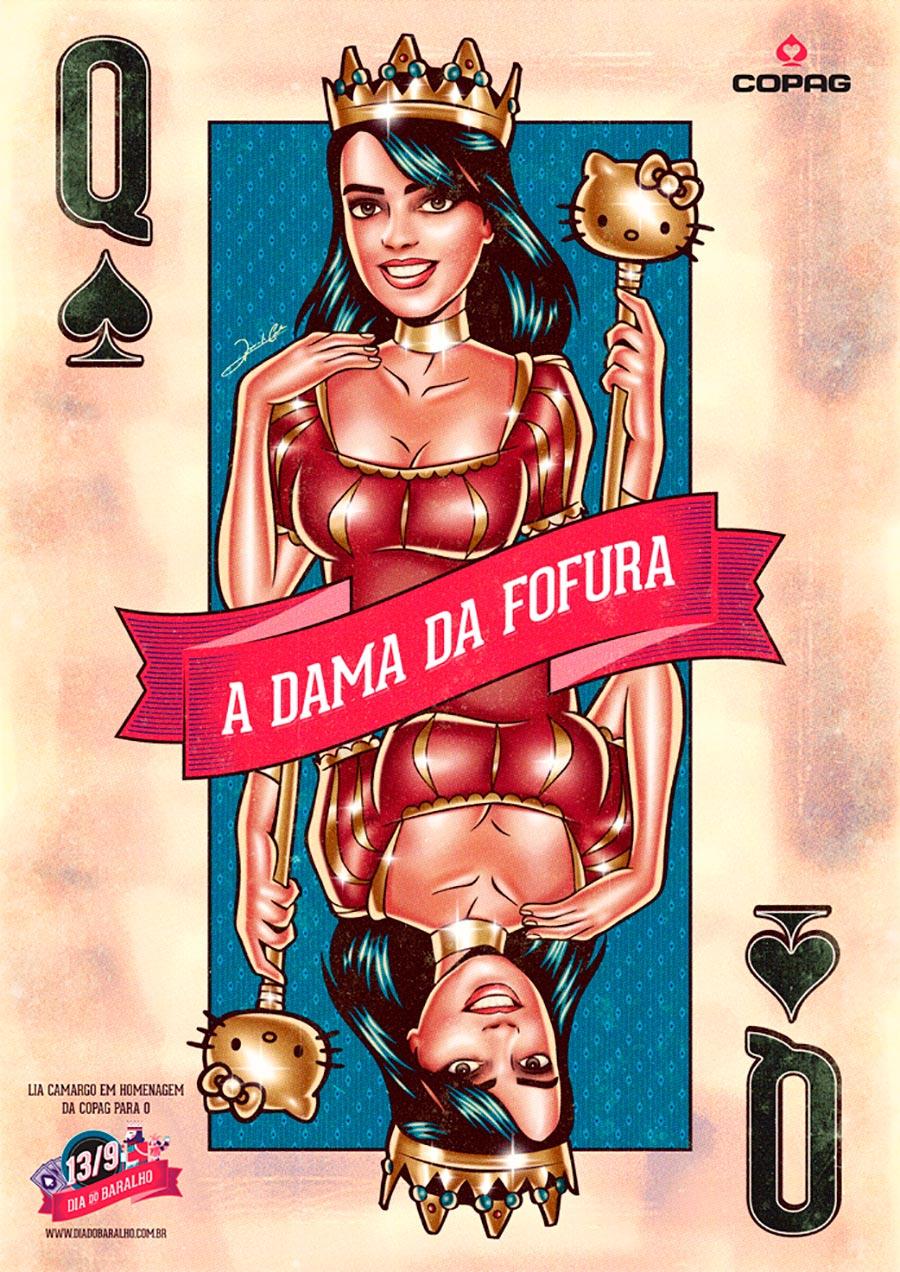Presente incrível da COPAG por Renato Cunha