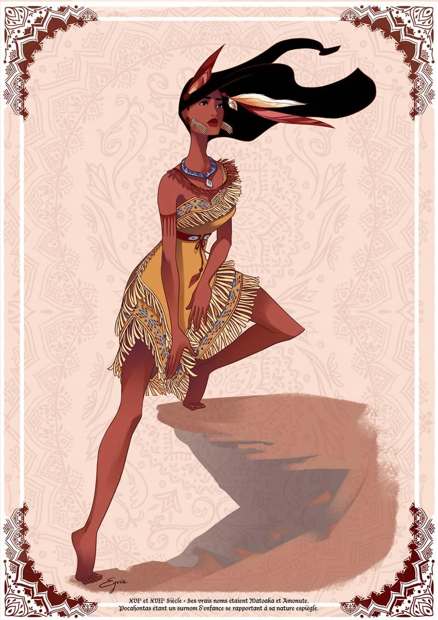 disney-princesashistoricas-pocahontas