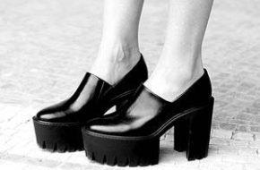 Como usar: Chunky shoes