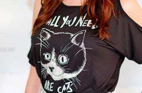 Vídeo – Coleção de camisetas Just Lia por Chico Rei