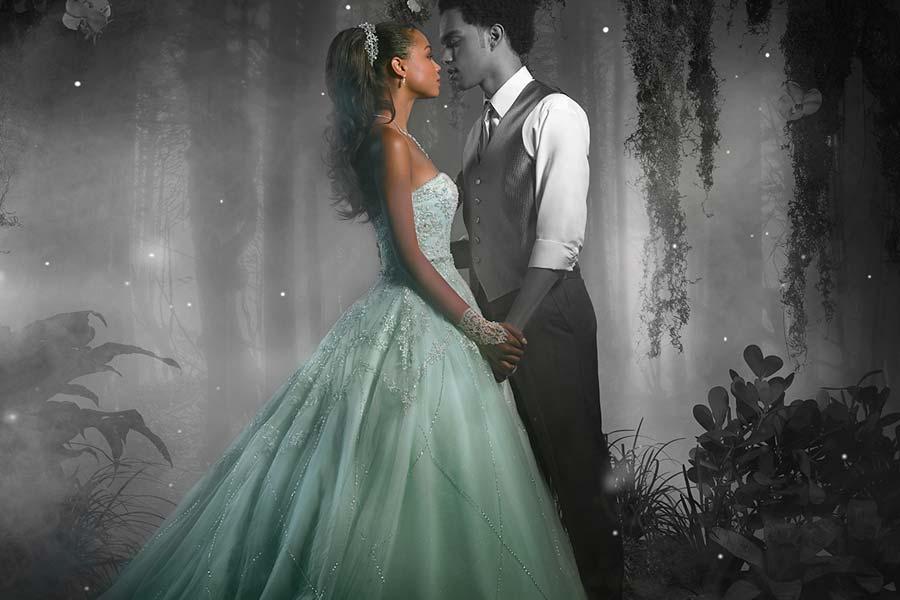 """Tiana de """"A Princesa e o Sapo"""""""