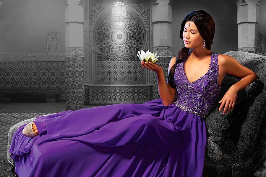 """Jasmine de """"Aladdin"""""""