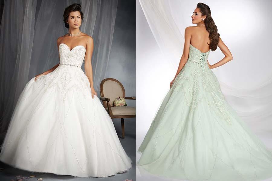 Disney Tiana Wedding Dress 98 Fancy vestido de noiva disney