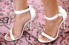 Como usar: Sandália com tira no tornozelo